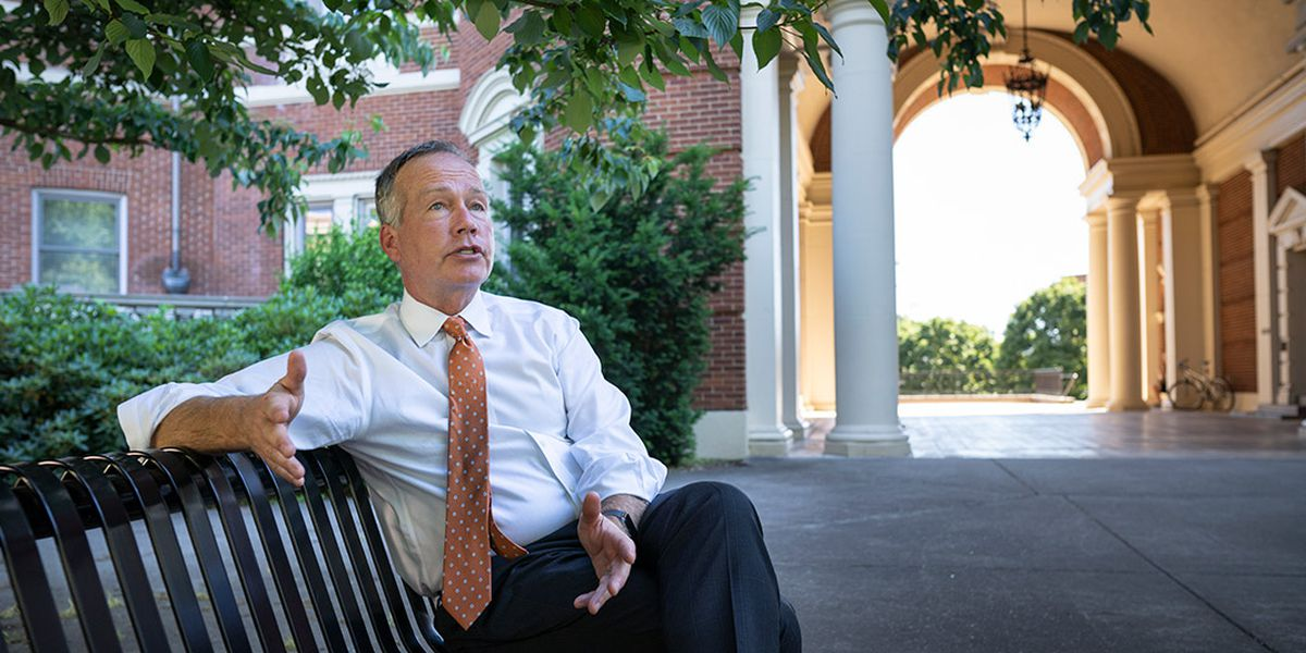 Oregon State to meet on possible discipline to former LSU President F. King Alexander