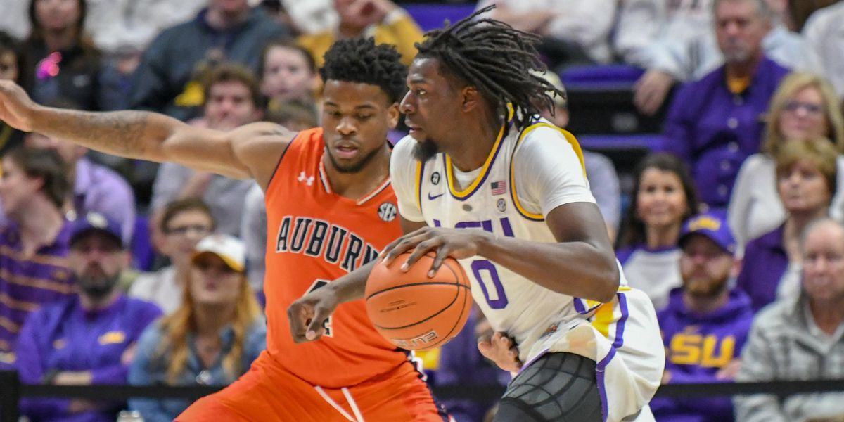 LSU forward Naz Reid goes undrafted; reportedly signs two-way contract with Timberwolves