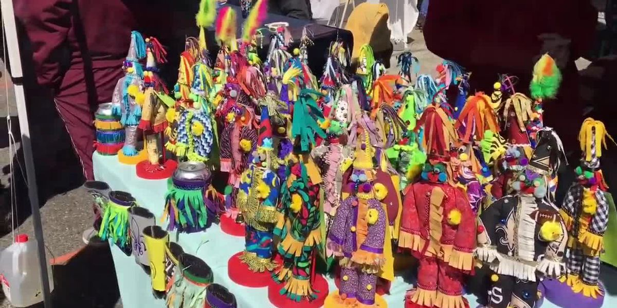 Folklife Festival celebrates history of Tee Mamou Mardi Gras