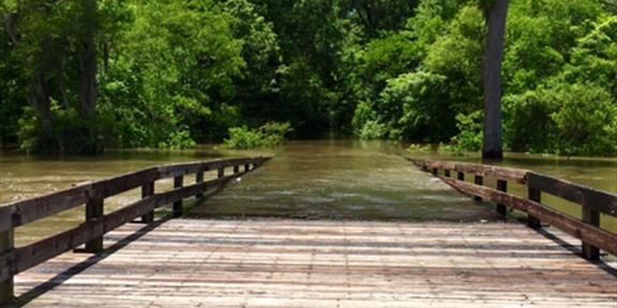 High water prompts Calcasieu Parish park closure