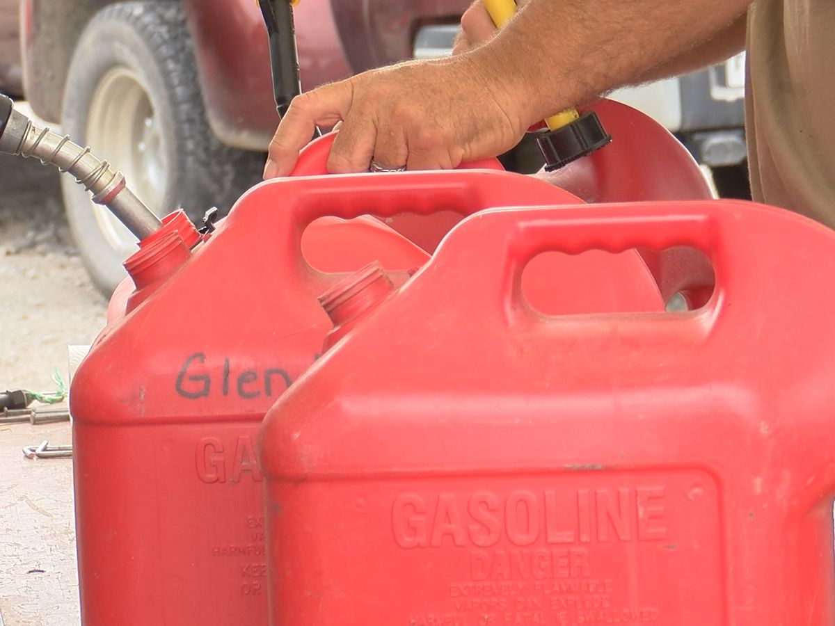 Macro Companies Inc. set to distribute free gasoline in Cameron on Monday