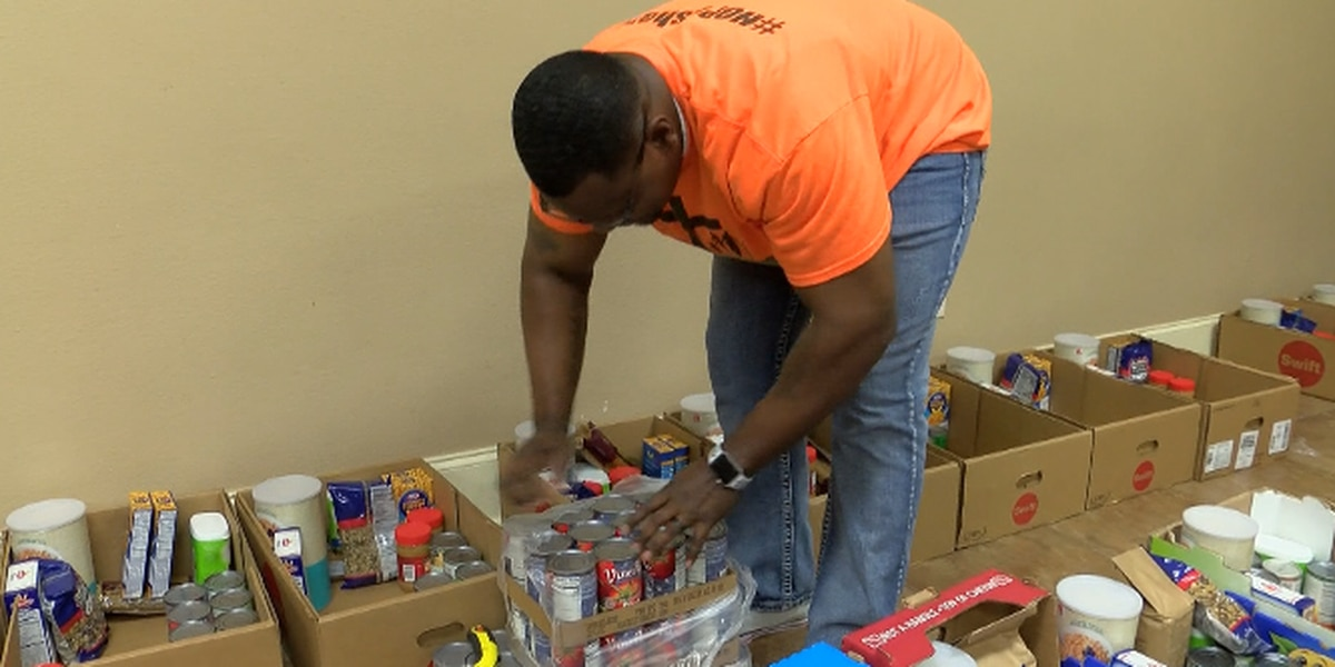 Pantry of Hope helps families in need during COVID-19