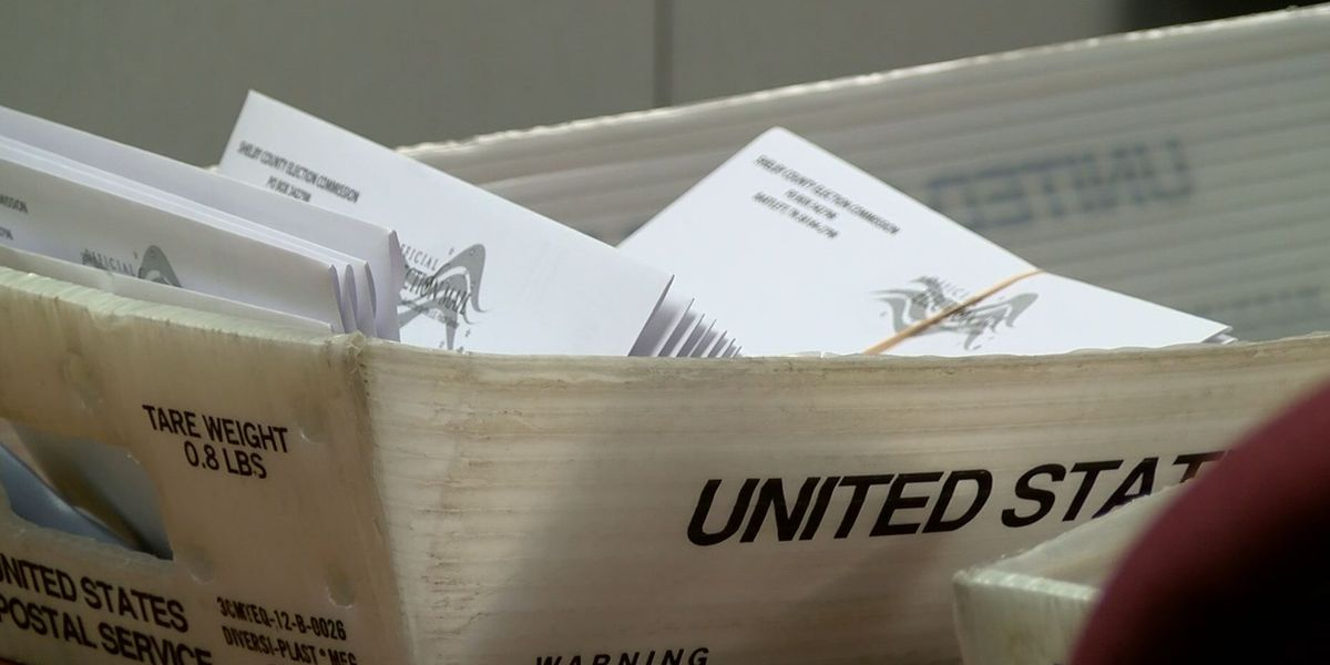 Request deadline for absentee ballot set for Aug. 11