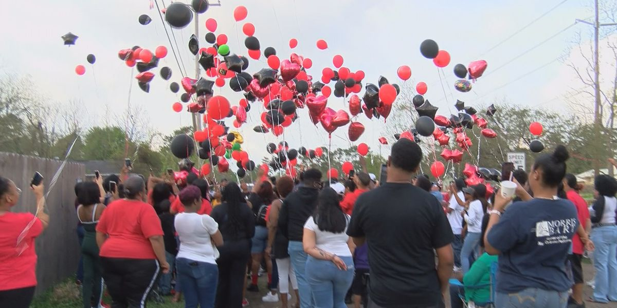 Family and friends of fatal shooting victim call for end to violence