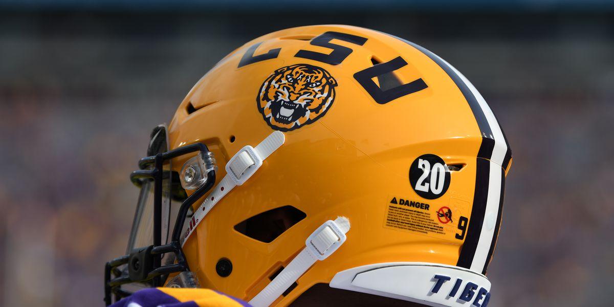 LSU freshman DL Dominic Livingston announces he's leaving Tiger program