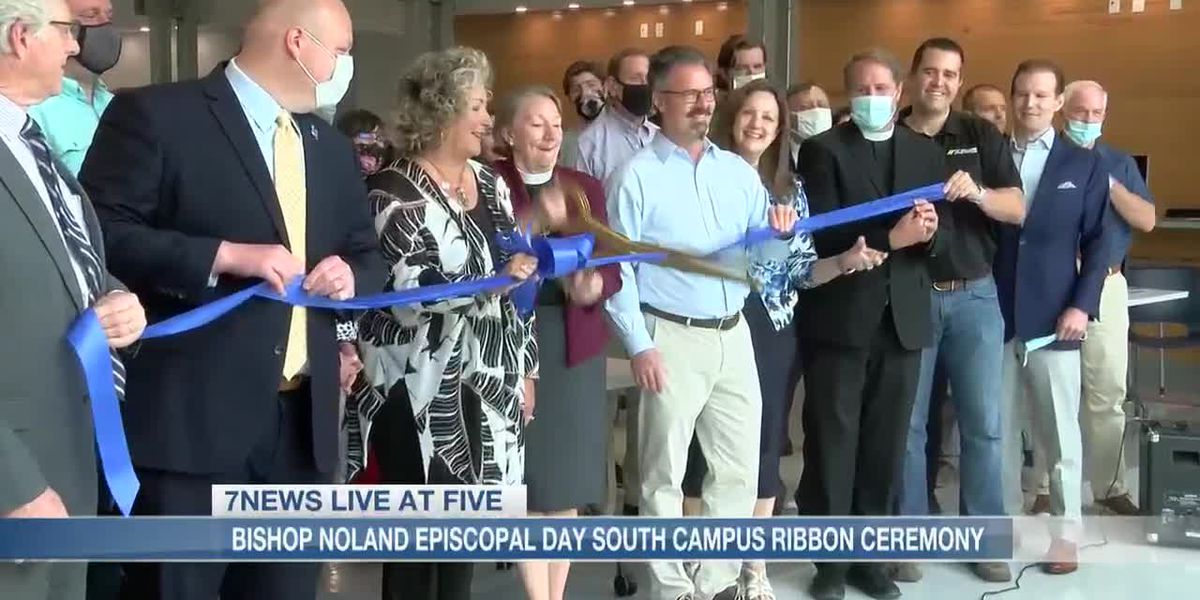 Bishop Noland Episcopal Day School South Campus realiza ceremonia de inauguración