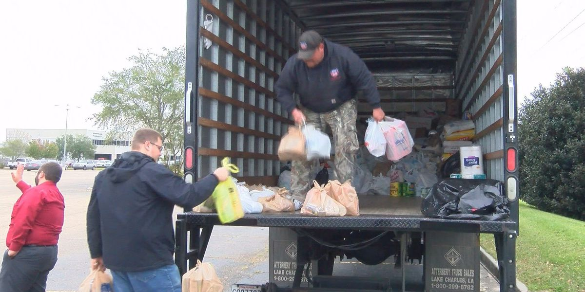 'Camp Out for a Cause' helping feed local needy families