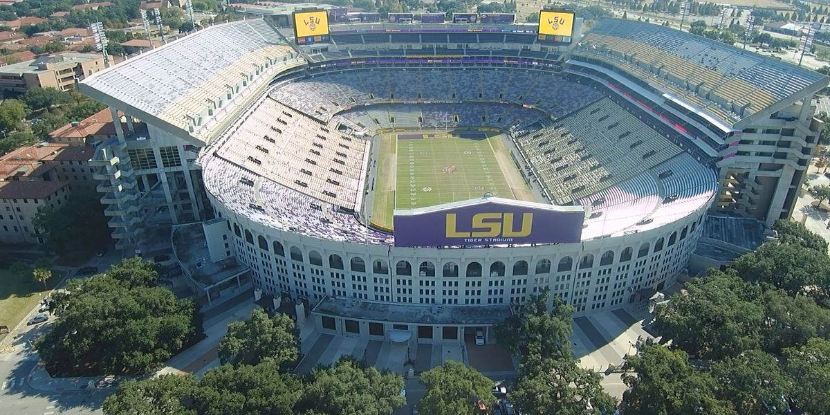 LSU nears the top of SI.com's greatest college football lists