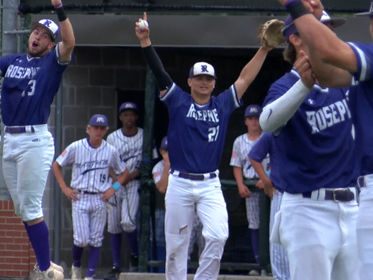 Rosepine advances to first-ever title game after beating Mangham, 9-5