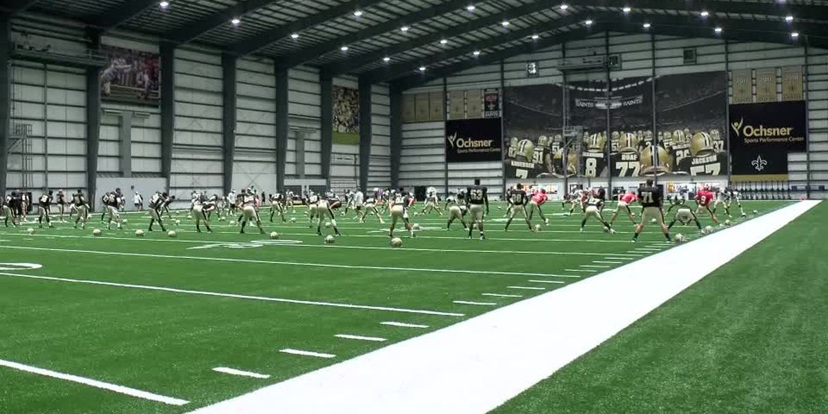 After Further Review: Five takes from Saints practice #10