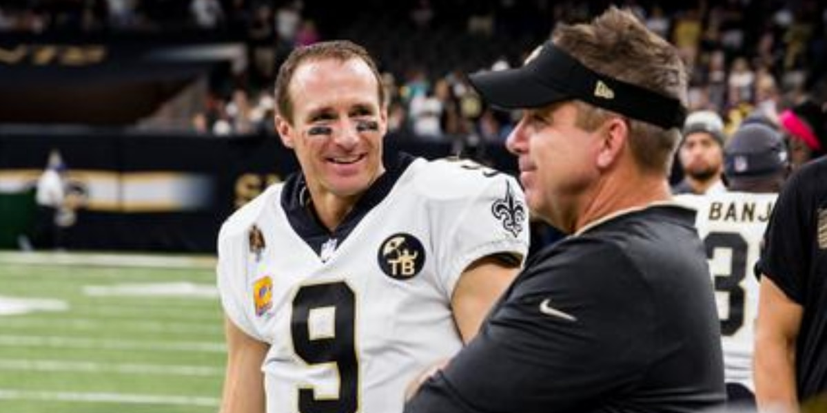 "Sean Payton clarifies and expands on comment about Drew Brees' ""last season"""