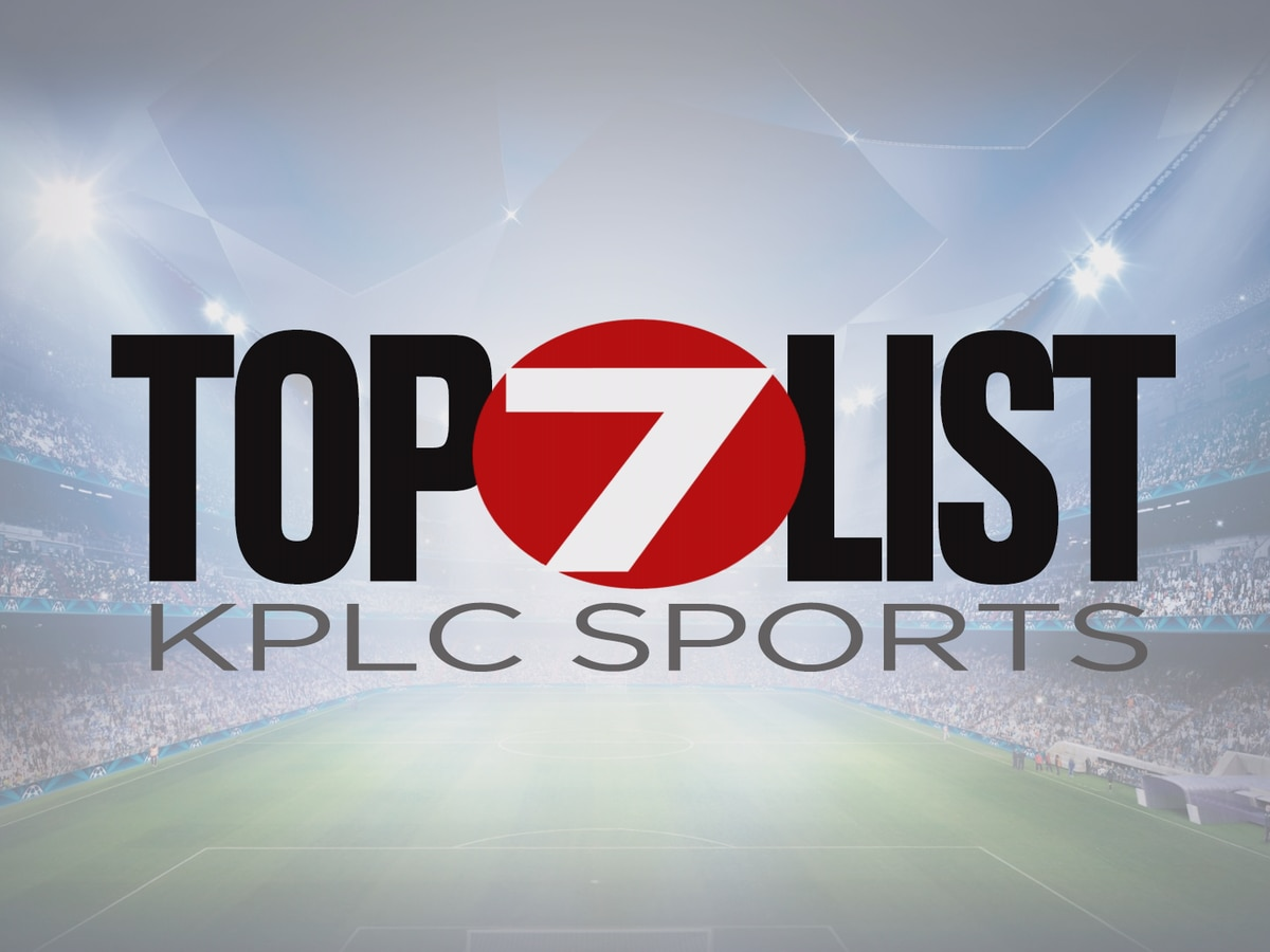 Touchdown Live Top 7 List - Week 8