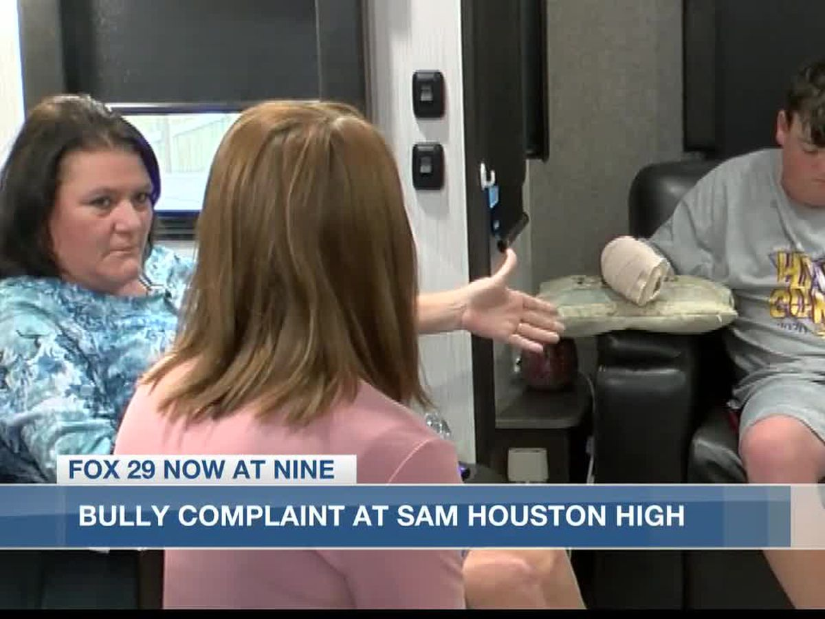 Sam Houston High student alleges he was bullied on his birthday