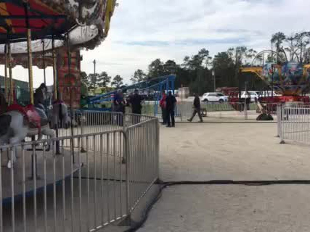 13 of 16 rides at Cal-Cam Fair have now passed inspection