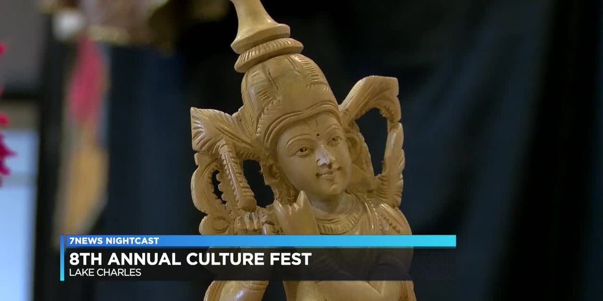 8th Annual Culture Fest in Lake Charles
