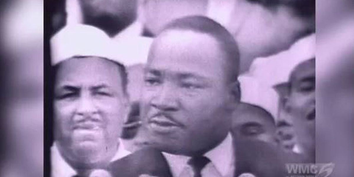 WATCH LIVE at 3:30 p.m.: MLK50 memorial ceremony at Memphis Civil Rights Museum