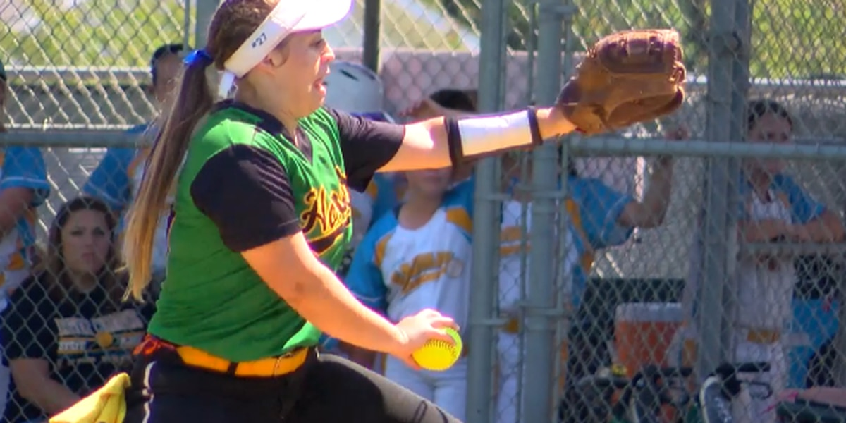 Plainview's Pippen throws perfect game to eliminate Evans in Class C semifinals