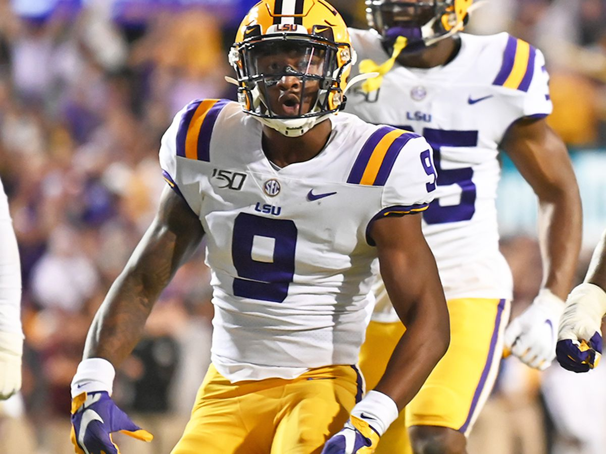 REPORT: LSU LB Marcel Brooks enters transfer portal