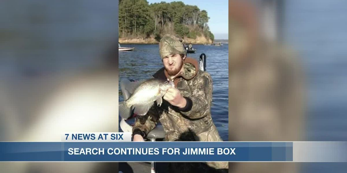 Search continues for Jimmie Box after suspects are captured