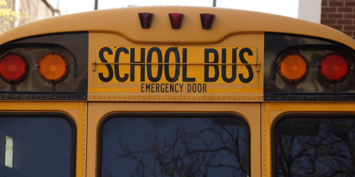 School bus involved in accident on Kirkman near LaGrange, no injuries