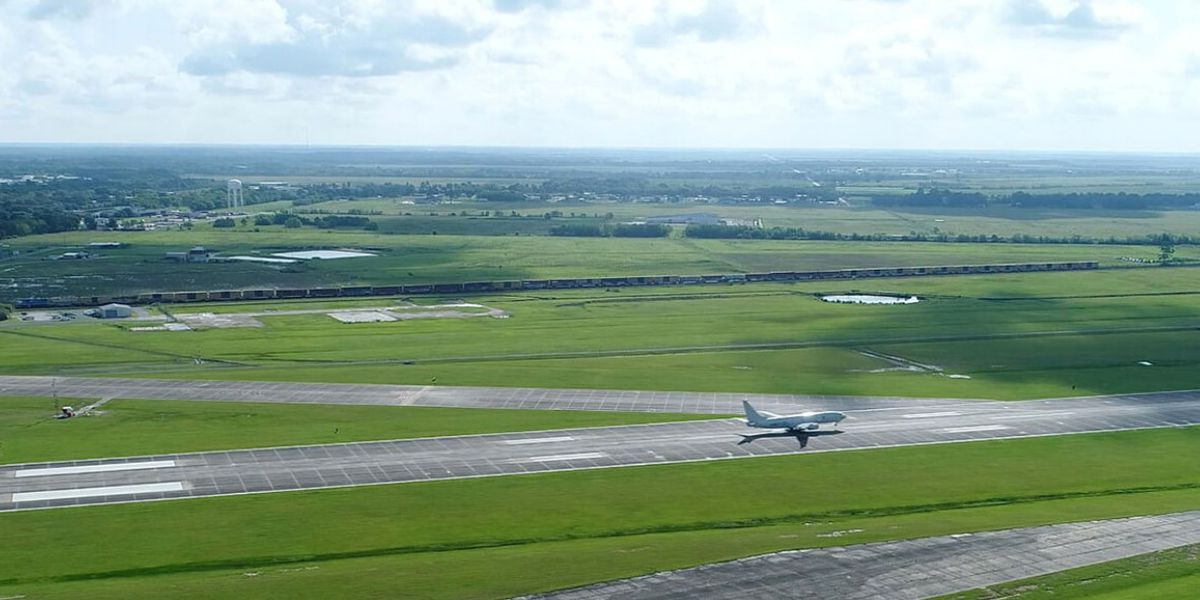$18 million rehab invested in Chennault International Airport
