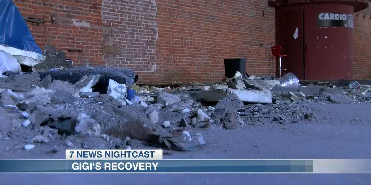 GiGi's Fitness Center undergoes repairs from Hurricanes Laura and Delta