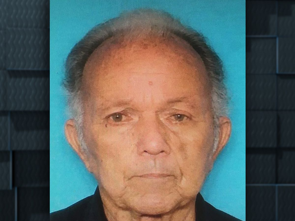 Cameron deputies searching for missing 82-year-old man