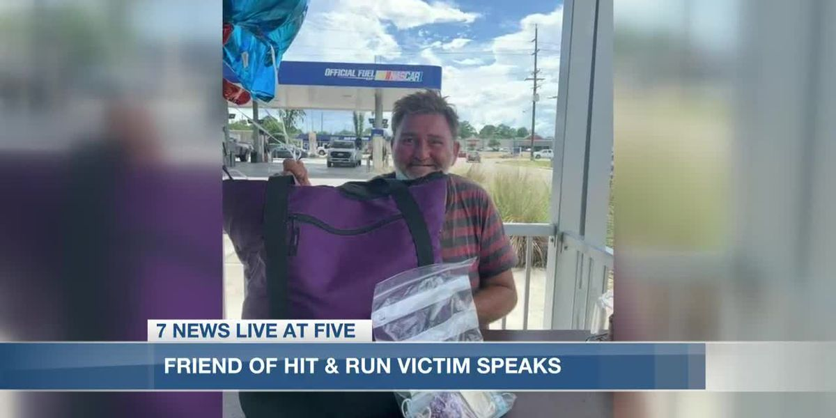 Friend of hit-and-run victim in Lake Charles speaks out