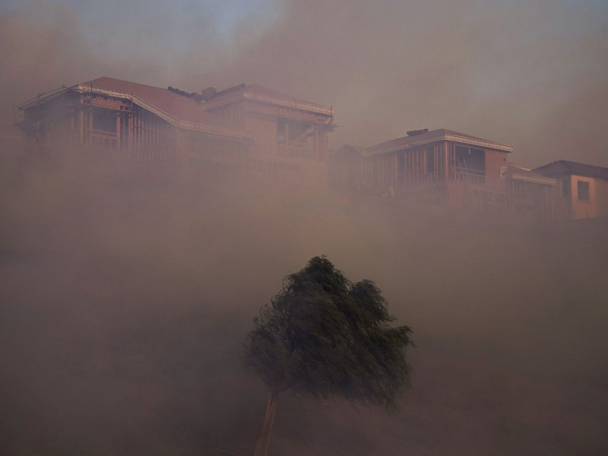Utility: Winds too weak to cut power before California fire