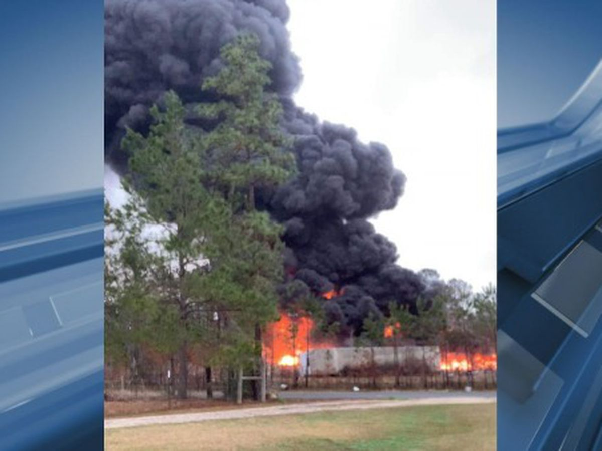 Oil well explosion reported in Beauregard Parish, one fatality