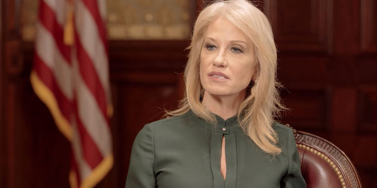 Federal agency recommends White House aide Conway be fired
