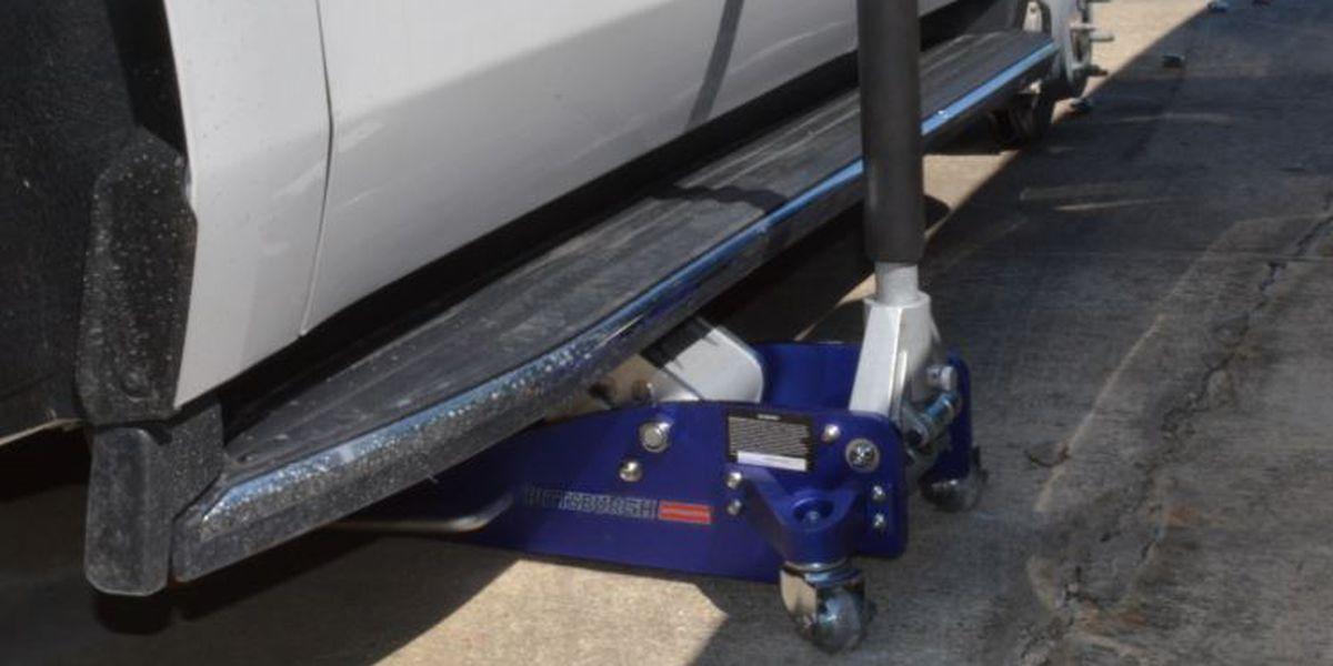 $120,000 of rims, tires stolen from Slidell Chevrolet dealership