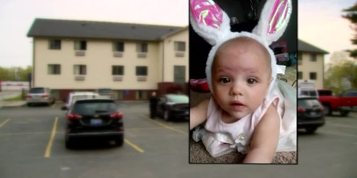 Baby survives after parents die in Michigan hotel room