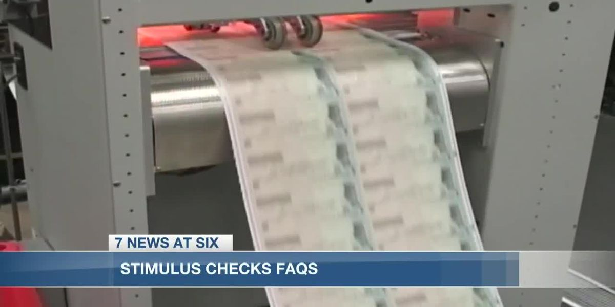 STIMULUS CHECKS: What you need to know
