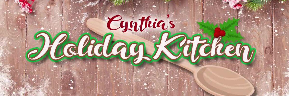 CYNTHIA'S HOLIDAY KITCHEN: Sugar cookies