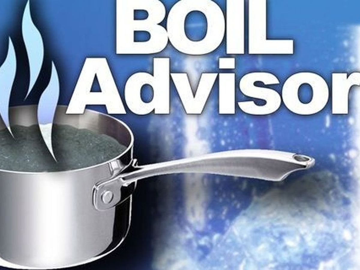 Waterworks District No. 4 issues boil advisory for ten roads