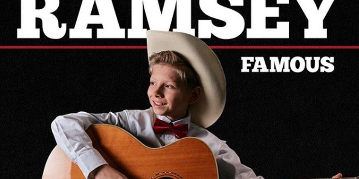 Yodeling kid Mason Ramsey releases single