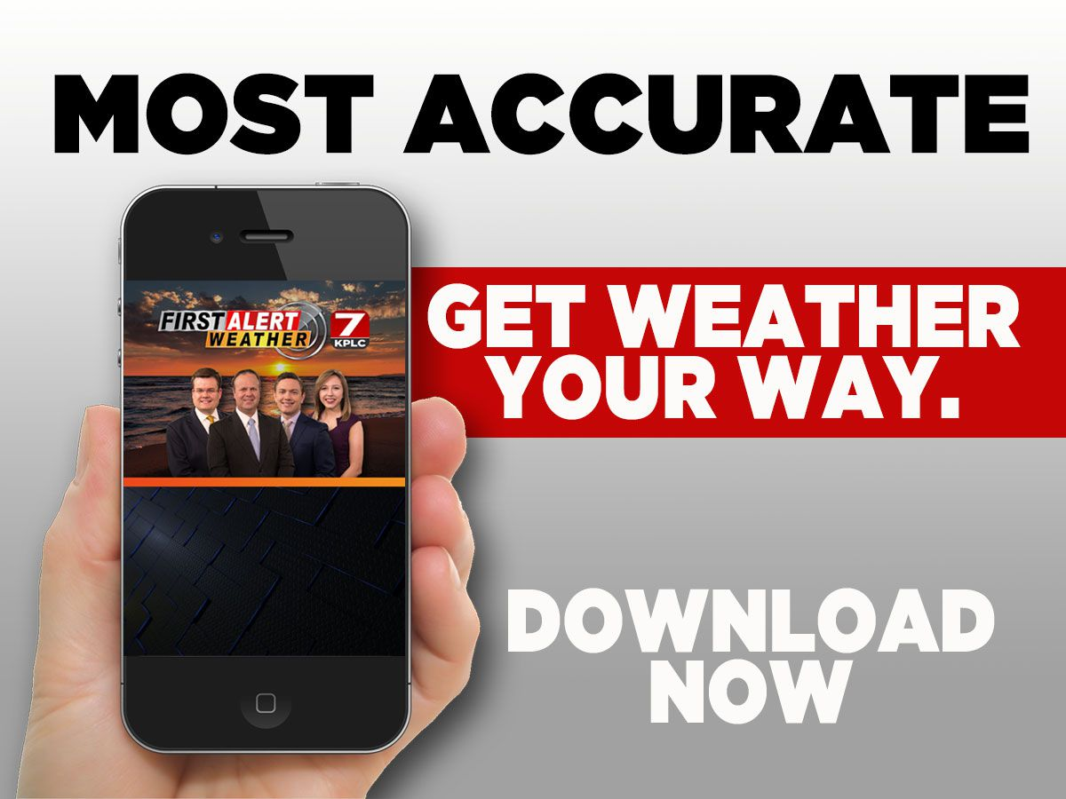 Download The KPLC 7News Weather App