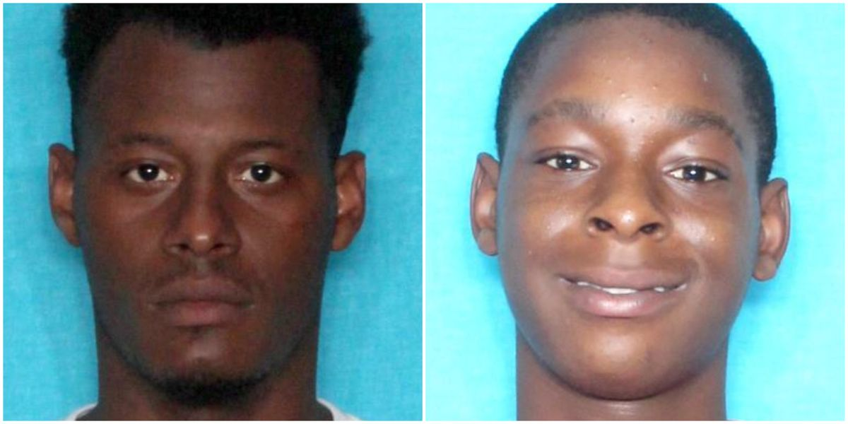 WANTED: Two suspects accused of being involved in Jennings shooting