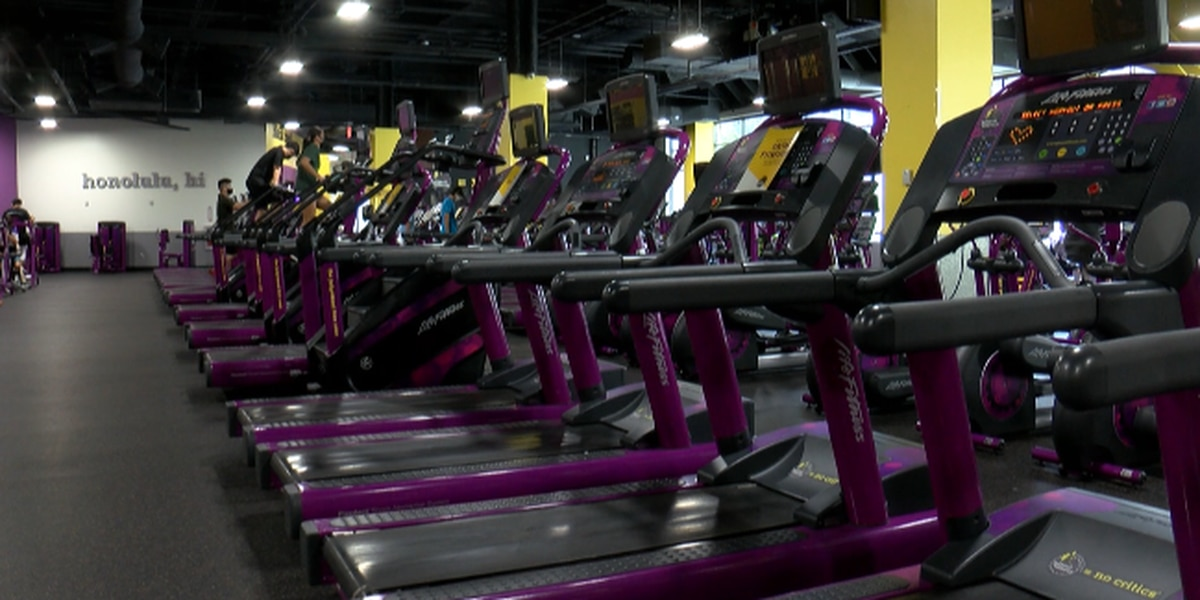 Gyms dealing with New Year influx and COVID restrictions