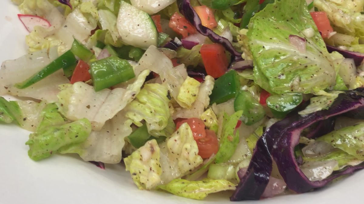 Image result for Mediterranean diet proves to be success for local chef
