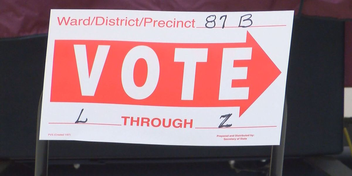 Louisiana's emergency election plan approved