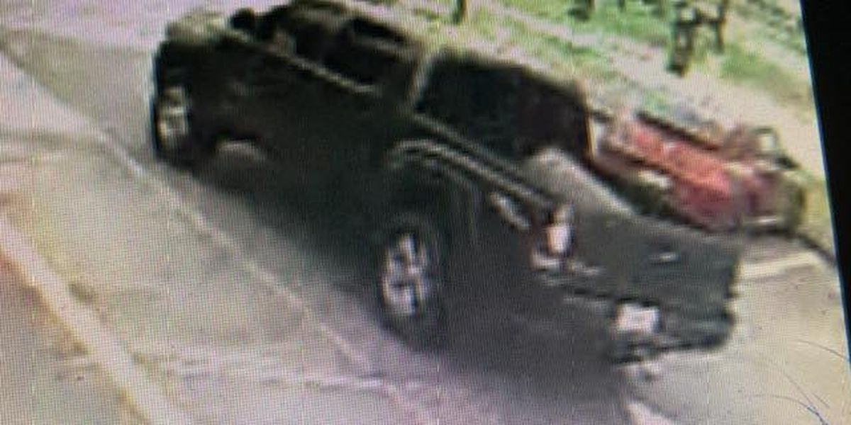 Jennings police searching for truck that hit two pedestrians in parking lot
