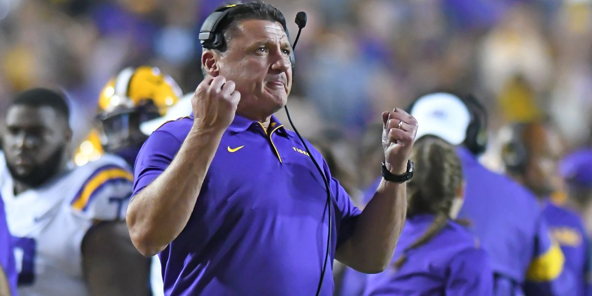 LSU overwhelmingly sits atop both AP and Coaches polls