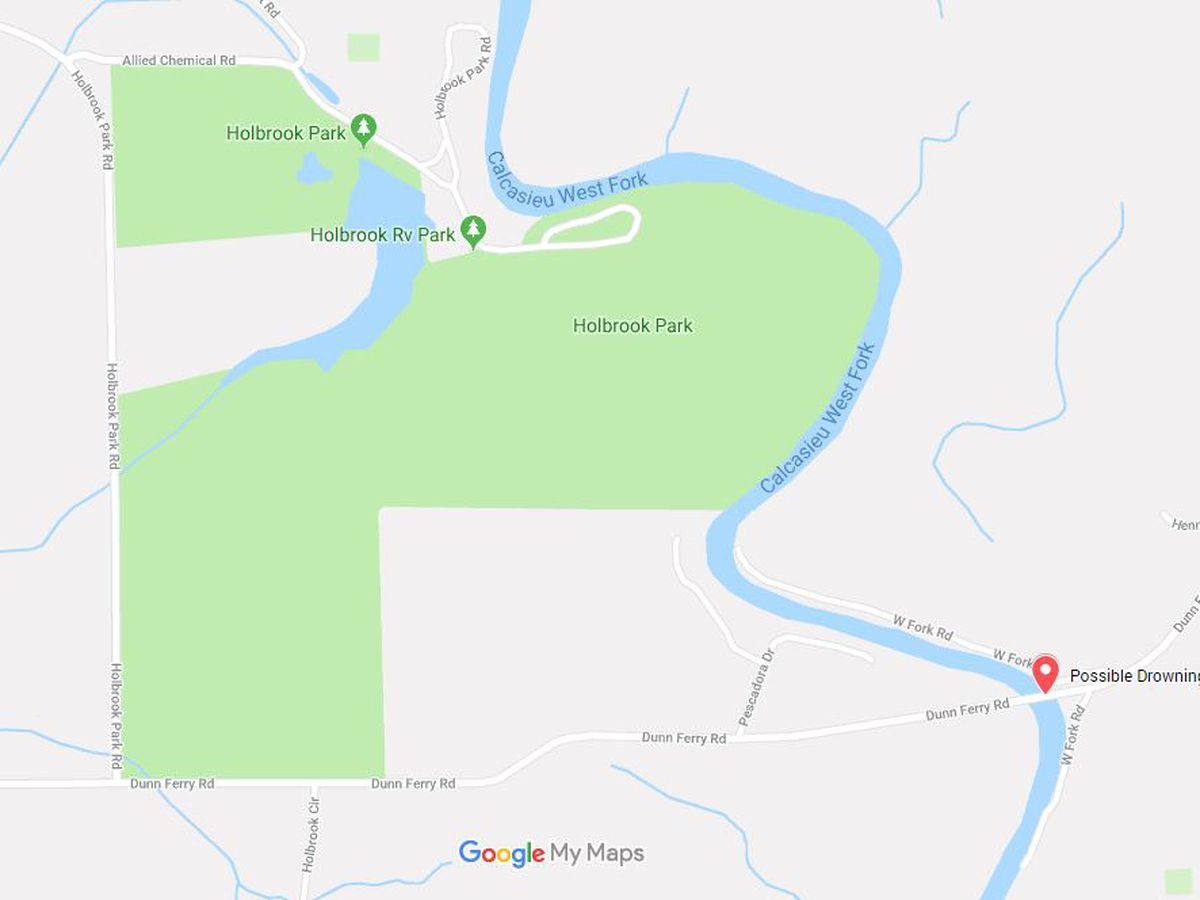 BREAKING: 15-year-old boy dies after pulled from river near Dunn Ferry, West Fork roads