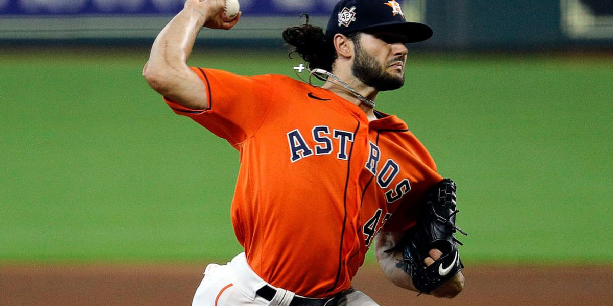 Astros agree on five-year extension with pitcher Lance McCullers Jr.