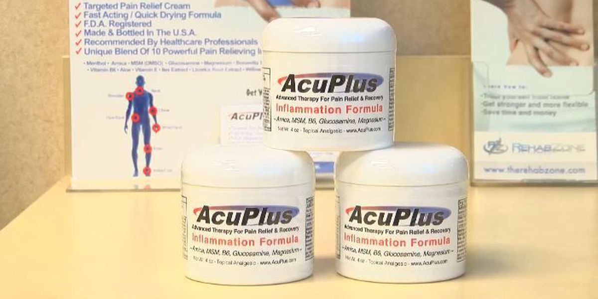 Pain cream helps patients eliminate oral medication