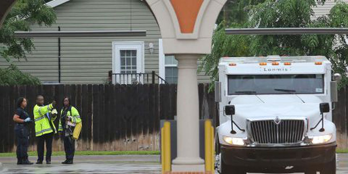 Man convicted in killing of armored truck guard to be sentenced