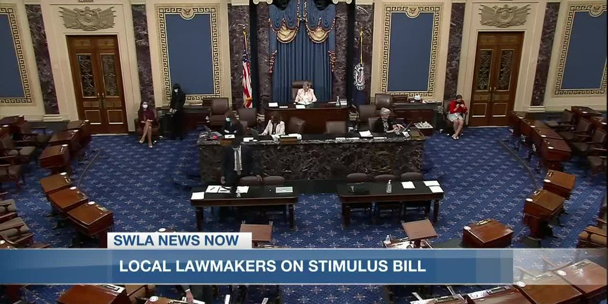 Local lawmakers react to proposed stimulus bill
