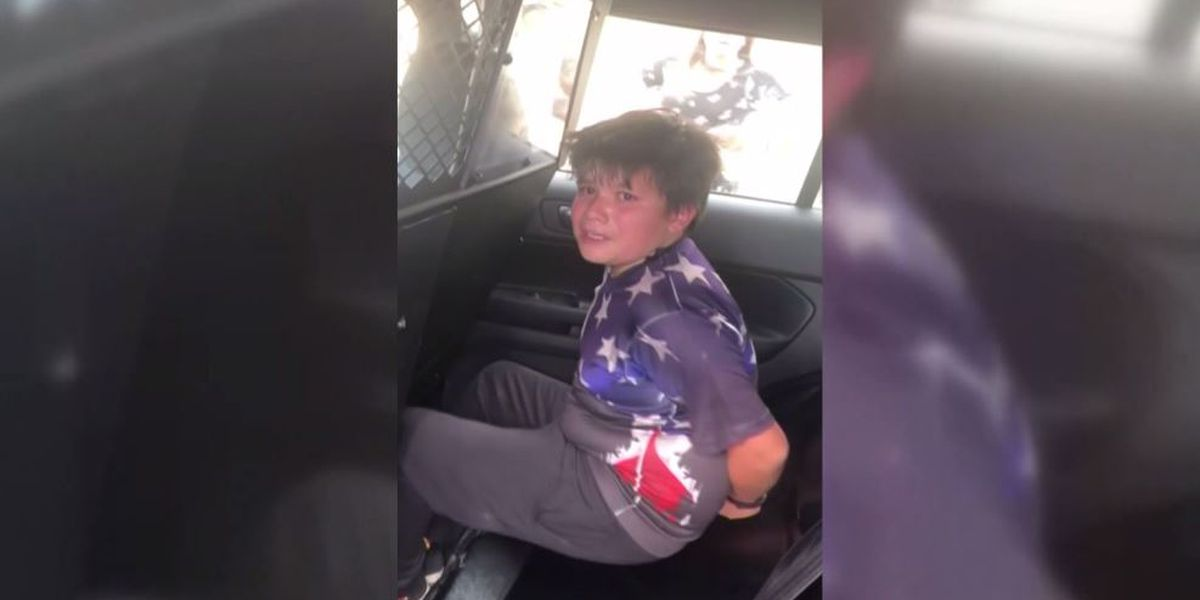 Father blames school after son with autism runs away, ends up handcuffed by Calif. deputies